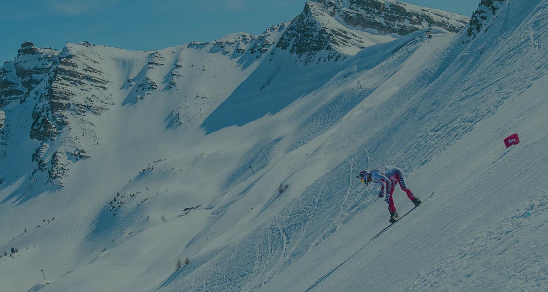 Britains Fastest Snowboarder - OLCO Studios