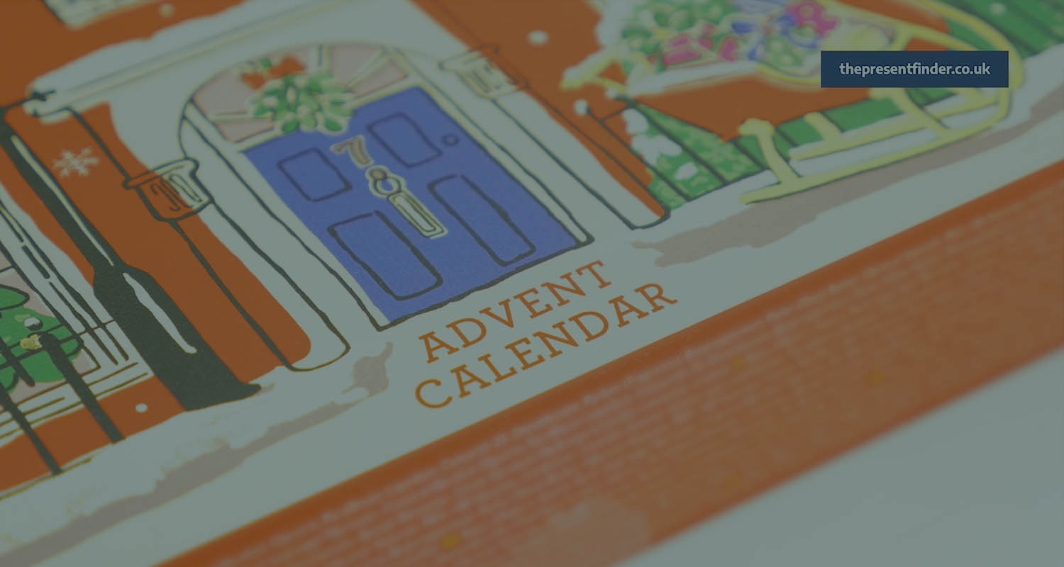 The Present Finder - Kath Kidston Advent Calendar - OLCO Studios