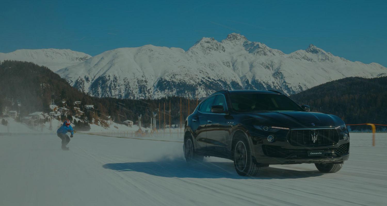 Maserati x Jamie Barrow - OLCO Studios