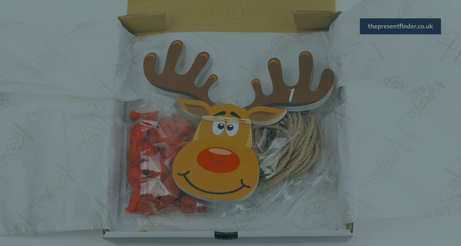 The Present Finder - Reindeer Advent Calendar - OLCO Studios
